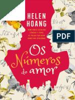 (The Kiss Quotient #1) Os Números do Amor - Helen Hoang