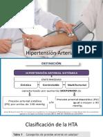 presentacion Hipertencion EVAF