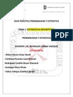 GUIA PRACTICA PROBABILIDAD Y ESTDISTICA - copia