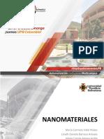 Expo. Nanomateriales