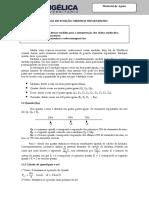 MEDIDAS DE POSIÇÃO - MEDIDAS SEPARATRIZES (Quartis, Decis e Percentis)