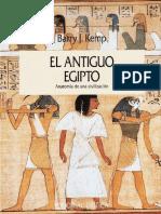 Kemp, Barry. - El antiguo Egipto. Anatomia de una civilizacion [1992].pdf