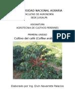 I Unidad Cultivo del café (Coffeea arábica L)