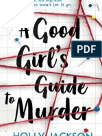 A Good Girl's Guide to Murder - Excpert