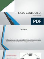 CICLO GEOLOGICO