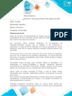 Descripción del caso_Sandra Jimenez