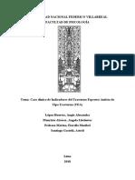 TRABAJO DE AUTISMO COS INFORMES PARCIALES + AVANCE DEL I. PSICOLO (2)