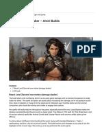 Pathfinder_ Kingmaker – Amiri Builds - Neoseeker
