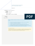 Atividade avaliativa - Módulo 2