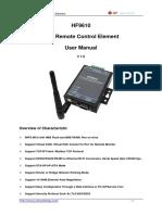 HF9610 User ManualV1.0(20190625)