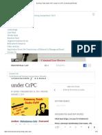 Summary Trials under CrPC _ Chap XXI CrPC _ Criminal Law Review.pdf