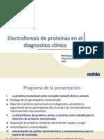 Interprétacion de proteinas séricas_Sebia