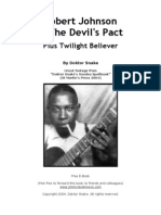 Robert Johnson Devils Pact