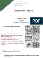 17_Estruturas secretoras internas
