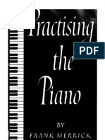 Practising the Piano (by Frank Marrick) (1958)
