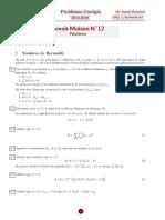 dm13-Polynomes