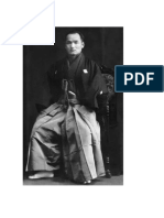 El maestro de Ueshiba un shinobi