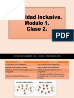 Actividad Inclusiva
