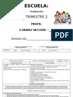 3ero SEMANA 22 TRIEMSTRE 2