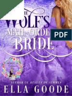 (2)The Wolf's Mail-Order Bride (Saga Mail-Order Brides)
