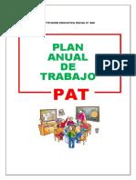 Esquema PAT 2020 Huaricanga