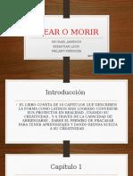 CREAR O MORIR.pptx
