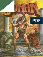 Tsr - 7014 - Ad&d - Conan Rpg Boxed Set