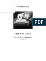 Nortronics headcare manual