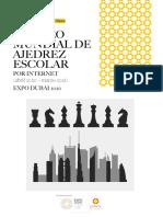 Dubai-ajedrez