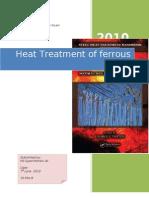Heat Treatment of Ferrous Alloys