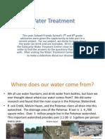 Water Treatment Presentation