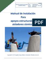 01 Manual de Instalación de Apoyos y Aisladores