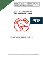 GU-GBS-03 PLAN DE MANTENIMIENTO INFRAESTRUCTURA.pdf