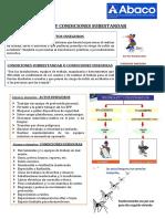 CLASE 04 - ACTOS Y CONDCIONES SUBESTANDAR