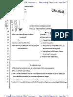 Gibson v Amazon Complaint
