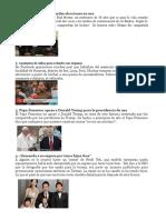10 noticias falsas que se tomaron como ciertas