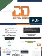 GUIA DROPBIT - CARTERA DIGITAL