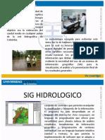 SIG DE HIDROLOGIA