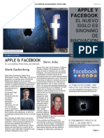 APPLE Y FACEBOOK EJE 4
