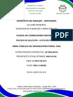 PLEIGO DEIFICNITIVO GIRALDO -LP-009-2019 - PLACA HUELLA 1400M