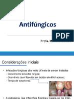 Aula - Antifúngicos Mariana CESMAC