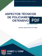 APOSTILA_Aspectos Técnicos de Policiamento Ostensivo_CFS 2020