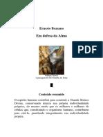 Em Defesa da Alma - Ernesto Bozzano