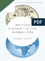 Lynn Hunt - Writing History in the Global Era-W.W. Norton & Company (2014)