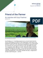 Friend of the Farmer