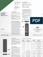 Manual-BGH-Smart-Control-68E002070