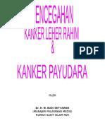 Power Point Kanker Rahim & Payudara.pptx