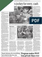 Money & More, 2E -- York Daily Record/Sunday News, Sunday, Nov. 19, 2010