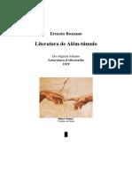 Literatura de Alem-tumulo - Ernesto Bozzano