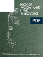 Seeds of Woody Plants in the United States